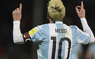 Messi desperate for Argentina success - Bauza