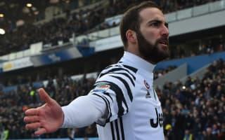 Sassuolo 0 Juventus 2: Bianconeri back in charge as Roma lose