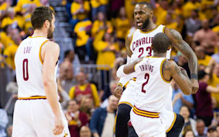 Cavs cruise in series opener as Spurs are thrashed