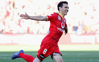 Adelaide United 3 Western Sydney Wanderers 1: Reds seal maiden A-League title