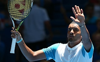 Kyrgios beats Murray as Australia Green edge Great Britain