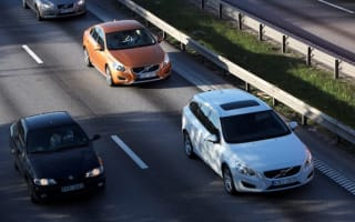Volvo to launch world's largest self-driving car test