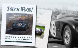 Competition: Win a copy of Le Mans winner Duncan Hamilton's autobiography