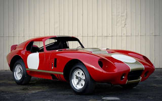 Amazing racers get ready for London Classic Car Show