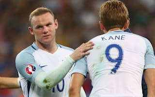 Rooney: I decided to take corners instead of Kane at Euros