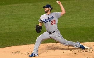 Kershaw helps Dodgers level series
