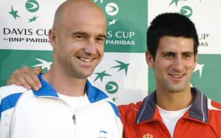 Djokovic disconcerted by Federer-Ljubicic partnership