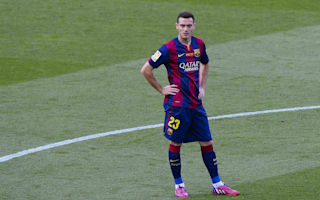 Vermaelen a top class player, says Luis Enrique