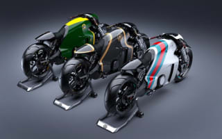 Lotus motorcycle one step closer to production