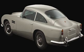 George Harrison's Aston DB5 sells for £350,000