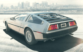 You can now reserve a spot for a 'new' DeLorean DMC-12