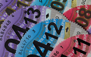 Ditching paper tax discs sees £93m plunge in tax payments