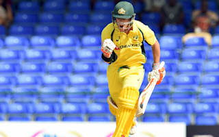 Warner leads Australia past South Africa