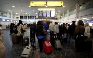 Gatwick Airport flight chaos as pothole closes main runway