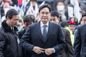 El vicepresidente de Samsung ha sido arrestado por soborno