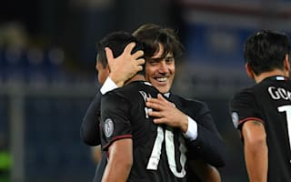 Montella insists there is 'harmony' with match-winner Bacca