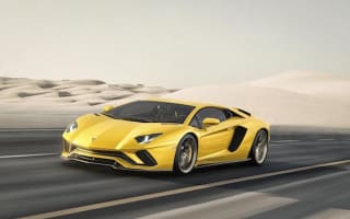 First Drive: Lamborghini Aventador S