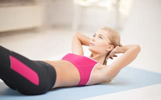 Five best ways to workout at home