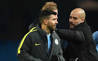 Guardiola deserves credit for handling of Aguero, says Moyes