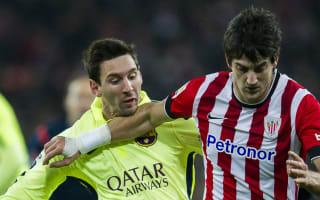 Barcelona v Athletic Bilbao: San Jose primed for Messi challenge