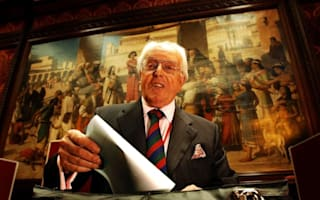 Ex-actor and campaigner Lord Brian Rix dies after battle with illness