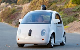 Google takes the wraps off 'complete' driverless car