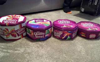 Nestle slammed for 'shrinking' Quality Street