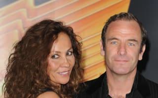 Robson Green dating BA air hostess