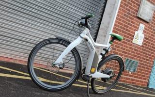 First ride: Smart e-bike