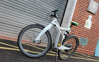 First ride: Smart e-bike