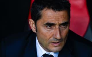 Valverde relaxed amid familiar Barcelona talk