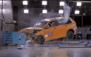 Video: Volvo XC90 - one of the safest ever SUVs