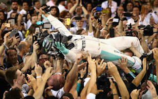 206 races, 23 wins, 57 podiums: The Opta numbers behind retired champion Rosberg