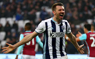McAuley signs one-year extension with Baggies