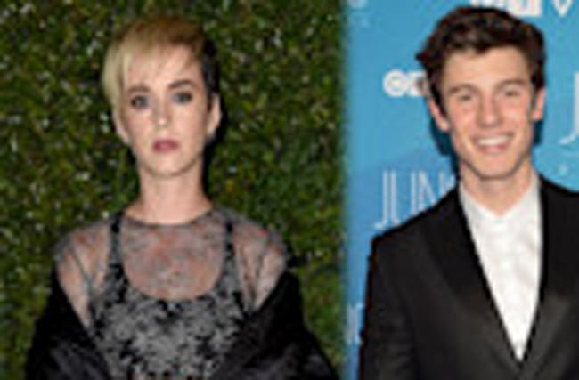 Katy Perry & Shawn Mendes Pay Tribute To Manchester Victims & Refuse To Cancel S