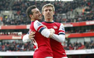 Cazorla the perfect Arsenal player - Monreal