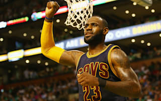 LeBron and Cavaliers embarrass Celtics for 2-0 series lead