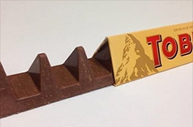 Poundland unveils Toblerone rival with 'spaces in the right places'