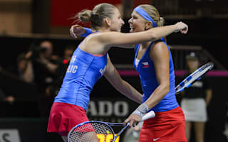 Czech Republic to face France in Fed Cup final