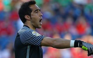 Pizzi defends Bravo after Copa errors