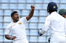Victory up for grabs after Sri Lanka chip away at Australia top order