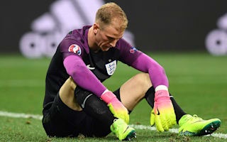 Hart was 'gutted' after Euro howlers