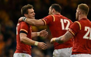 Rampant Wales hammer sorry Italy