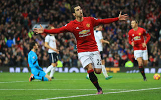 Manchester United 1 Tottenham 0: Mkhitaryan winner earns United victory