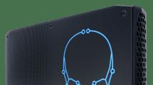 Intel tiene un nuevo mini-pc con los potentes gráficos Vega de AMD