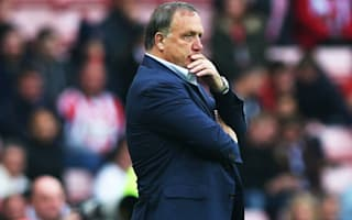 Sunderland better off going down, says former boss Advocaat