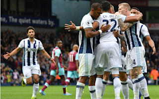 West Brom 4 West Ham 2: Chadli shines in six-goal thriller