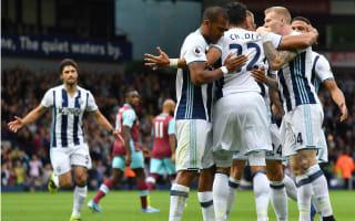 West Brom 4 West Ham 2: Chadli shines in six-goal thriller