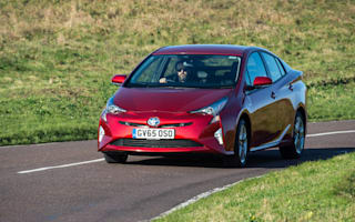 First Drive: Toyota Prius