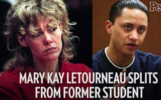 Mary Kay Letourneau splits from former student more than 20 years after illicit affair